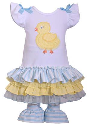 Bonnie Jean 2-pc. Pant Set Baby Girls