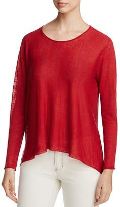 Eileen Fisher Crewneck Sweater $218 thestylecure.com