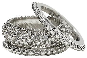 Banana Republic Silver Stack Ring