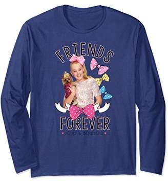 Nickelodeon Jojo Friends Forever Long Sleeve T-shirt