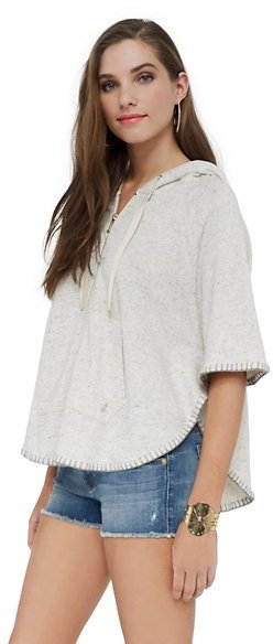 Juicy Couture Terry Crochet Capelet