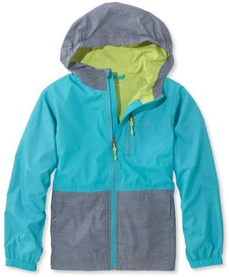 L.L. Bean L.L.Bean Kids' Casco Bay Windbreaker Jacket