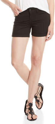 Celebrity Pink Cuffed Mid-Rise Shorts