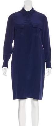 Joseph Silk Knee-Length Dress