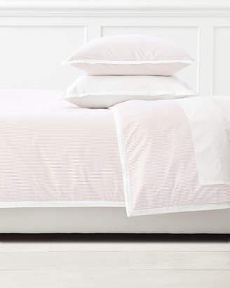 Serena & Lily Oxford Stripe Duvet Cover
