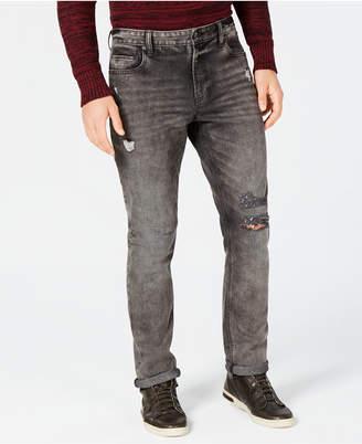 American Rag Men's Slim-Fit Stretch Ripped Jeans