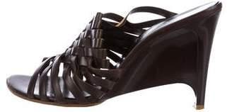 Bottega Veneta Intrecciato Slide Sandals