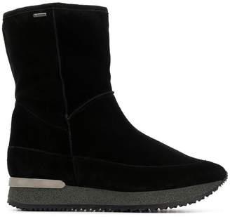 Högl platform ankle boots