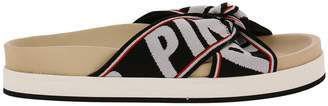 Pinko Flat Sandals Shoes Women