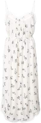 Zimmermann floral midi dress