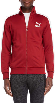 Puma Red Archive Track Jacket