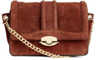 H&M Suede Shoulder Bag - Orange