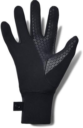 Under Armour Girls' UA Fleece Liner Gloves