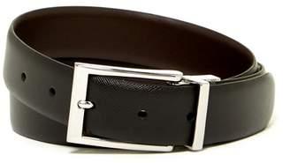 Boconi Double Loop Leather Belt $95 thestylecure.com