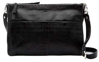 Liebeskind Berlin Providence Stitched Leather Crossbody Bag