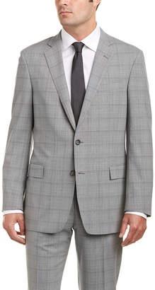Brooks Brothers 2Pc Regent Fit Wool Suit