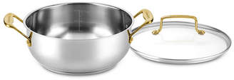Cuisinart Mineral Collection 4qt Stainless Steel Dutch Oven