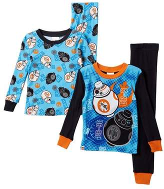 Star Wars SGI Apparel LEGO Droids Cotton PJs - Set of 2 (Little Boys & Big Boys)