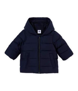 Petit Bateau (プチ バトー) - 中綿入りフード付きジャケット