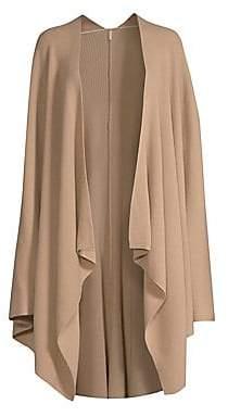Elie Tahari Women's Lovell Merino Wool Wrap Sweater