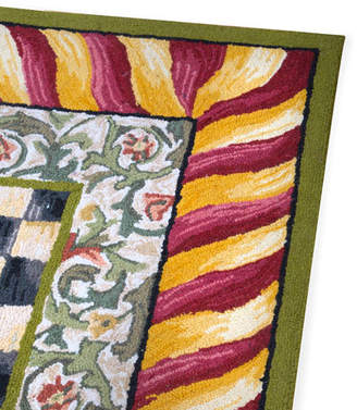 Mackenzie Childs MacKenzie-Childs Courtly Check Rug, 8' x 10'