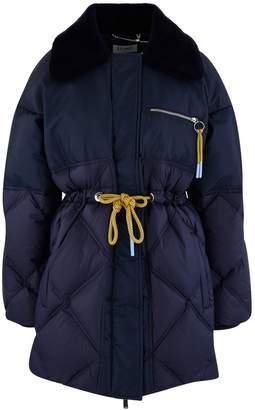 Lu Mei Harlington short puffer jacket