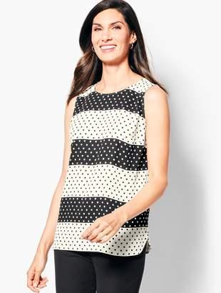 b5a76640eb974c Talbots Women s Sleeveless Tops - ShopStyle