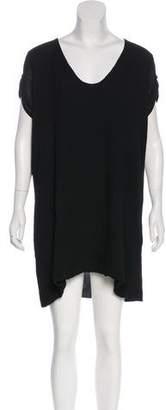 Bottega Veneta Silk Mini Dress