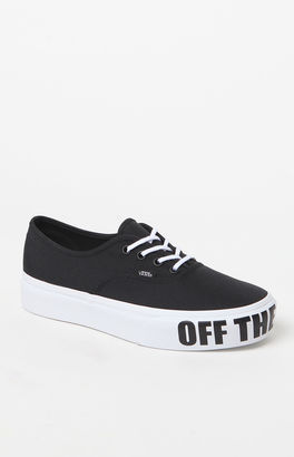 Vans Women's Authentic Platform 2.0 Sneakers $60 thestylecure.com