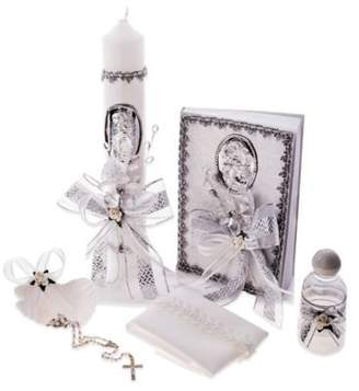 6-Piece Our Lady of Guadalupe Spanish Baptism/Christening Gift Set $49.99 thestylecure.com