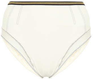 Stella McCartney High-rise bikini bottoms