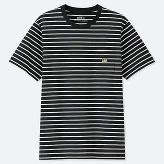 Uniqlo Sprz Ny Short-sleeve Graphic T-Shirt (jean-michel Basquiat)