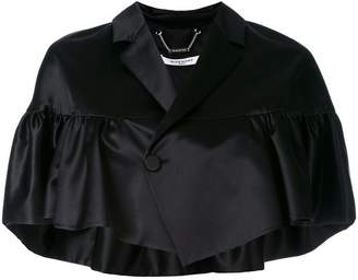 Givenchy cape-style jacket