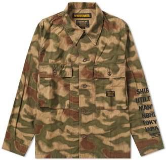 Neighborhood Military Utility Shirt Jacket