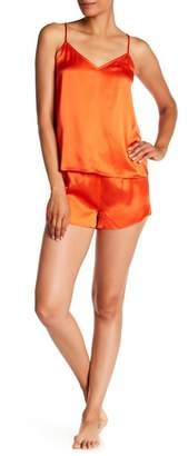 Equipment Alexy Silk Pajama 2-Piece Set