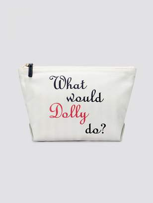 Draper James What Would Dolly Do Pouch