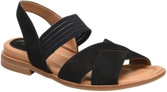 Comfortiva Stretch Strap Sandals - Dixie