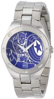 Marvel Men's W001057 Fortaleza Captain America Watch