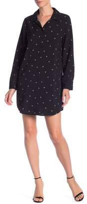 Kensie Short Sleeve Waist Tie Jumpsuit