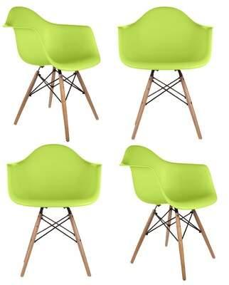 Scandinavian eModern Decor Dining Chair eModern Decor