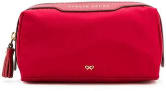 Anya Hindmarch Girlie make-up bags