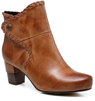 Vicenzo Leather Ally Block Heel Leather Boot