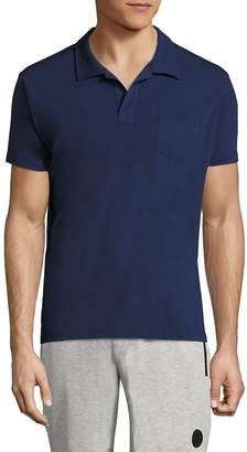 North Sails Men's Solid Knit Polo
