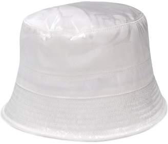 Versace tonal print bucket hat