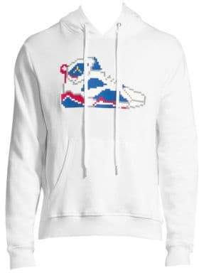 Mostly Heard Rarely Seen Go For The Gold Sneaker Hoodie