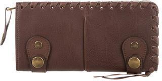 Chloé Chloé Silverado Leather Wallet w/ Tags