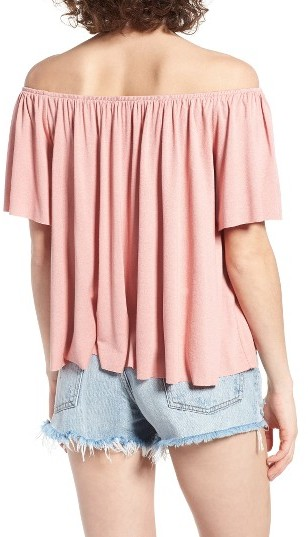 Women's Bp. Off The Shoulder Top 2