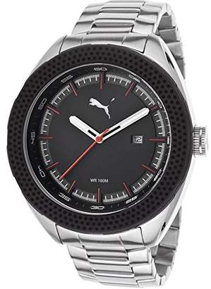 Puma Men's Octane PU103261002 Stainless-Steel Analog Quartz Watch