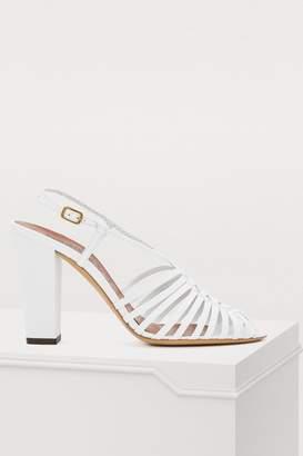 Michel Vivien Victoriale sandals