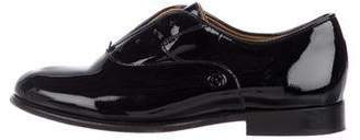 Gucci Boys' Patent Leather Slip-On Loafers
